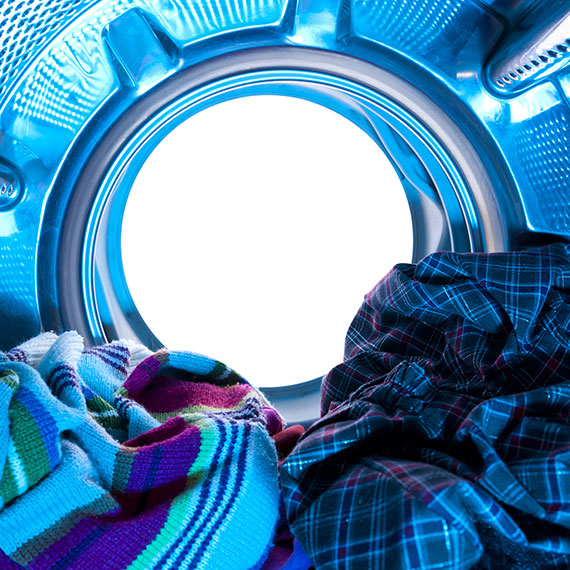 Inside Dryer
