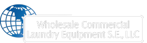 wholesale commercial laundry southeast logo