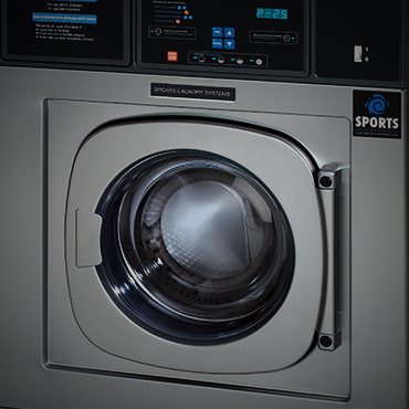 Sports Laundry System Washer-Extractors