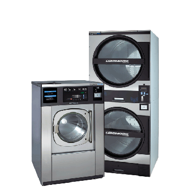 Continental Vended Laundry Equipment
