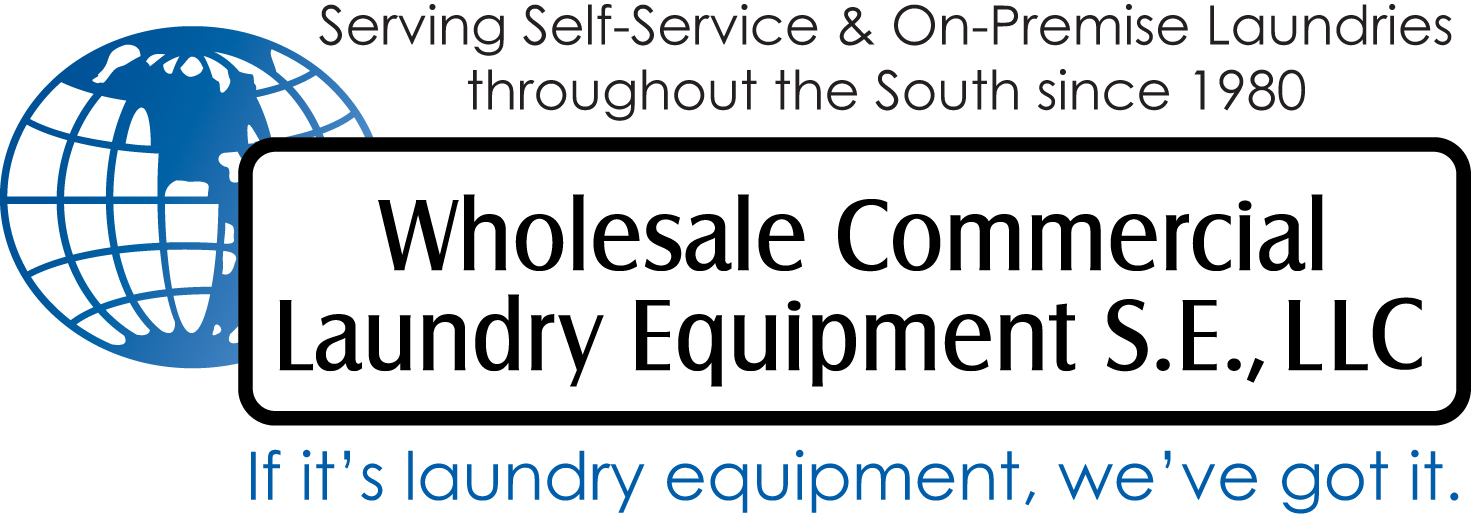 Wholesale Commercial Laundry SE Logo